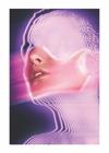 (Pre-order)* Super Robolady - Holographic Print