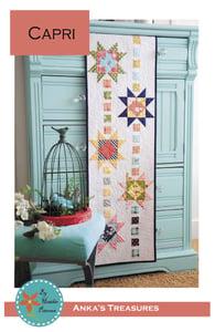 Image of Capri Paper Pattern