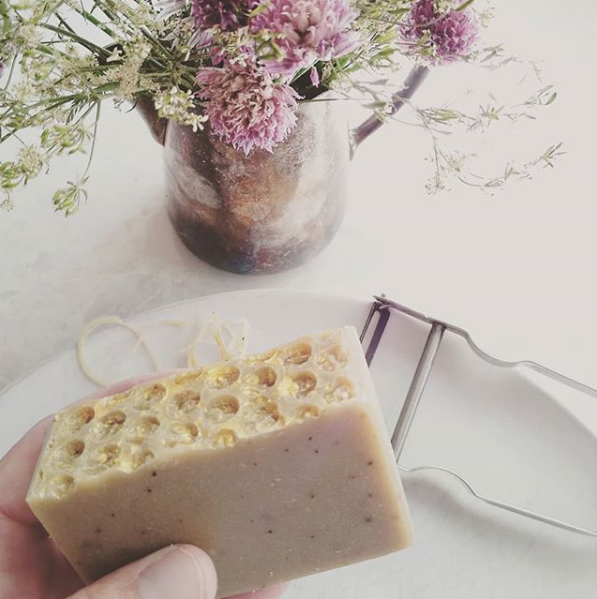 Image of ANGLESEY HONEY SOAP