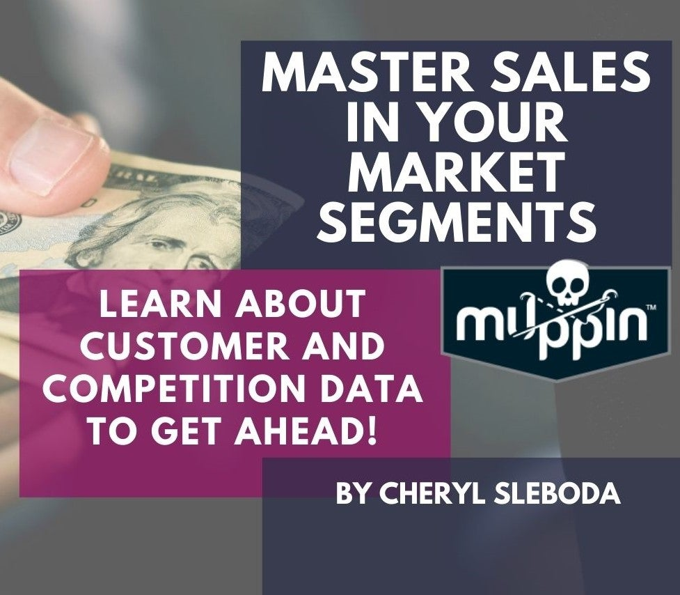 Master Sales in Your Market Segments ONLINE CLASS!