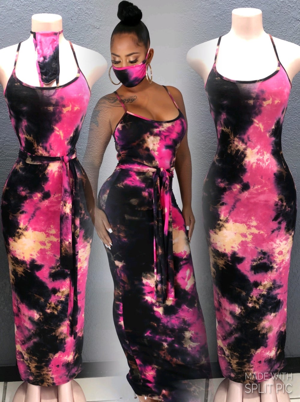Image of Carmen 3 piece Maxi