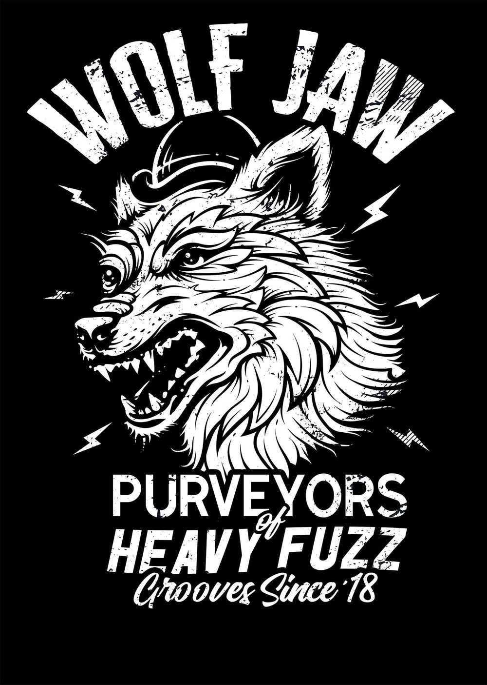 Heavy Fuzz Groove T-shirt
