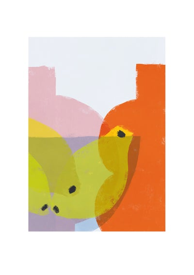Image of Citron - Giclée kunstprint