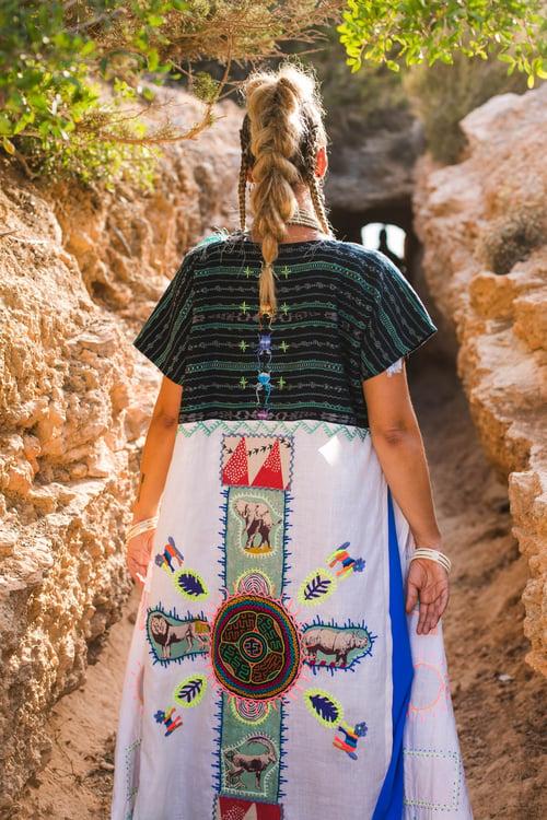 Image of Totem Animal Poncho