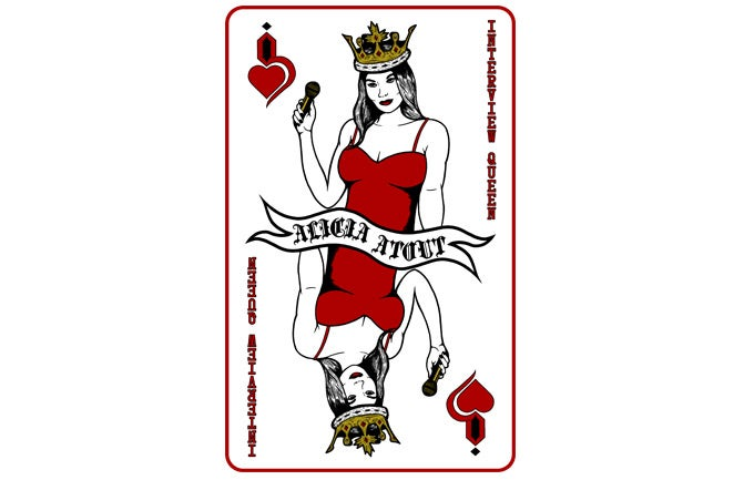 Image of [Interview] Queen of Hearts Alicia Atout Shirt