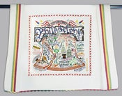 Image of Philadelphia tea towel