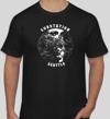 Substation T-shirt (Black)