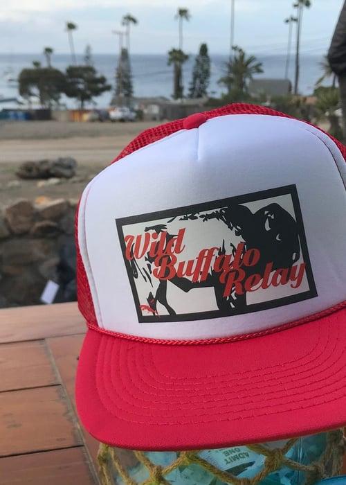 Image of Wild Buffalo Relay Trucker Hat
