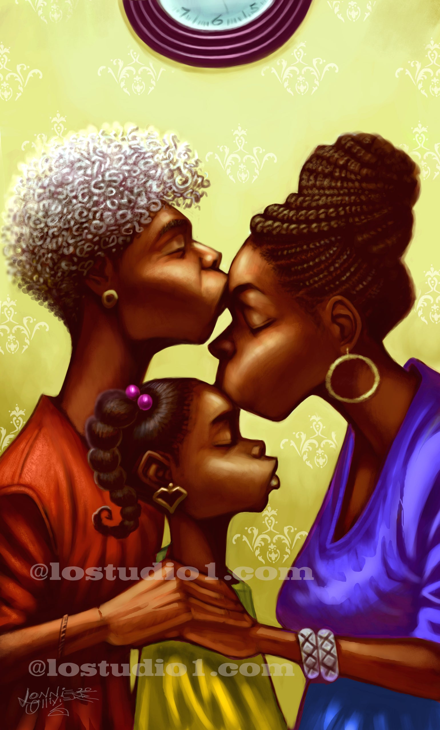 "Image of ""ONE LUV""III"