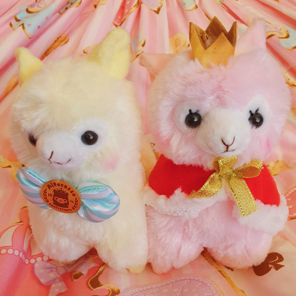 Image of Alpacasso Royale - Cute UFO Catcher Plushies from Toyko!