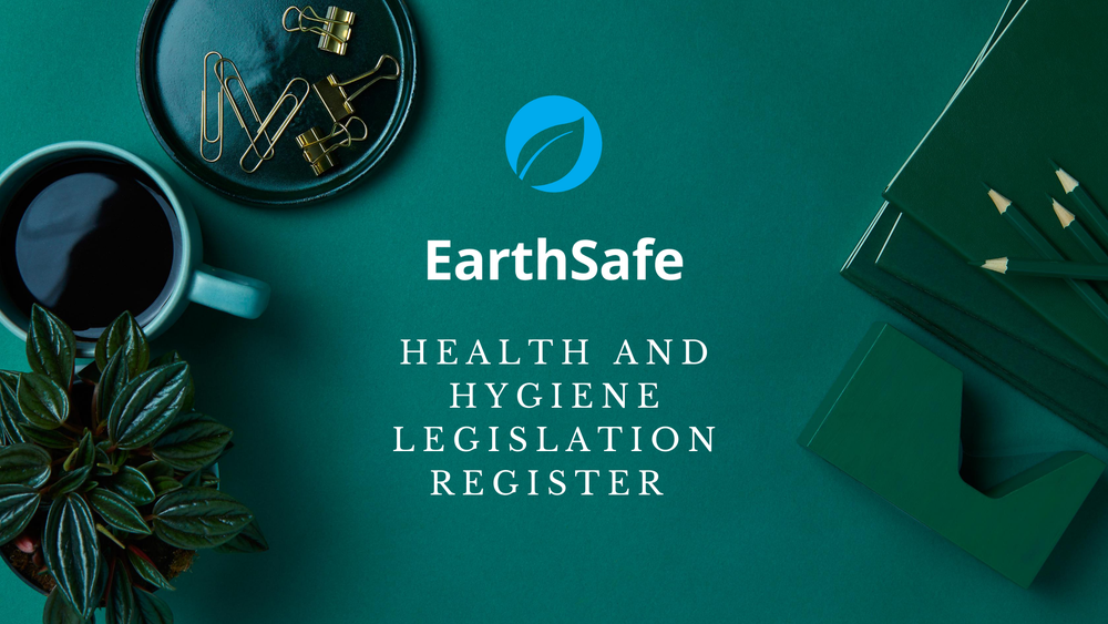 Image of Health and Hygiene Legislation Register