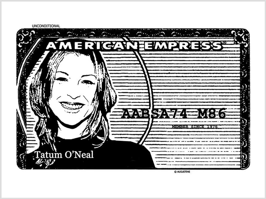Tatum O'Neal