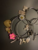 Charm bracelets (2pc)