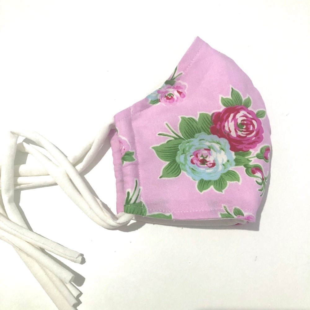Image of Face Mask - Designer Cotton Fabric 2