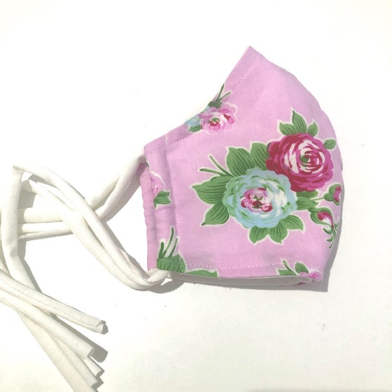 Image of Face Mask - Designer Cotton Fabric 2