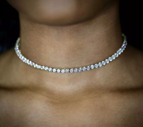 Image of Iced Out Choker