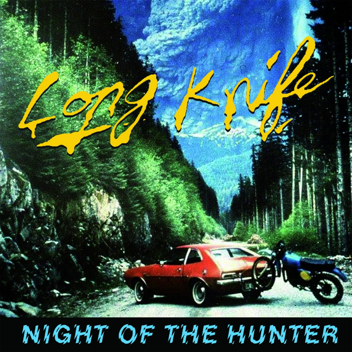 Image of LONG KNIFE - Night Of The Hunter 7""