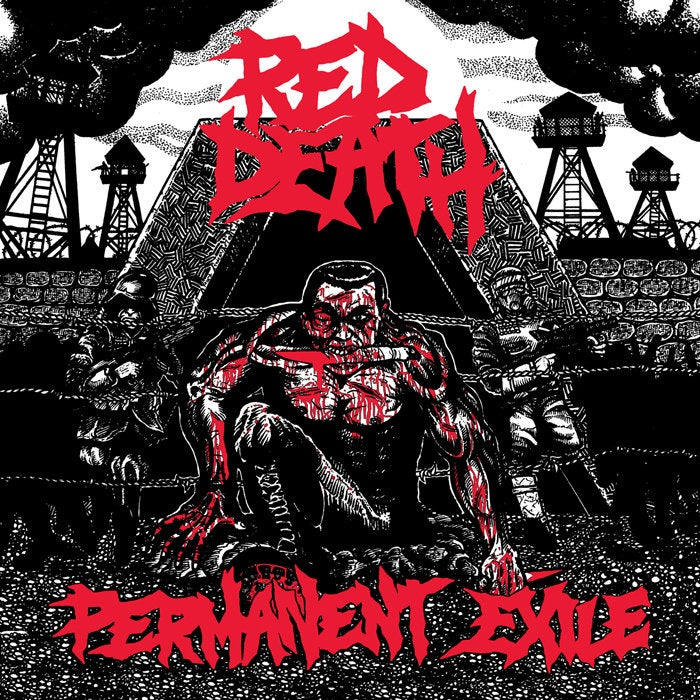 Image of RED DEATH - Permanent Exile LP
