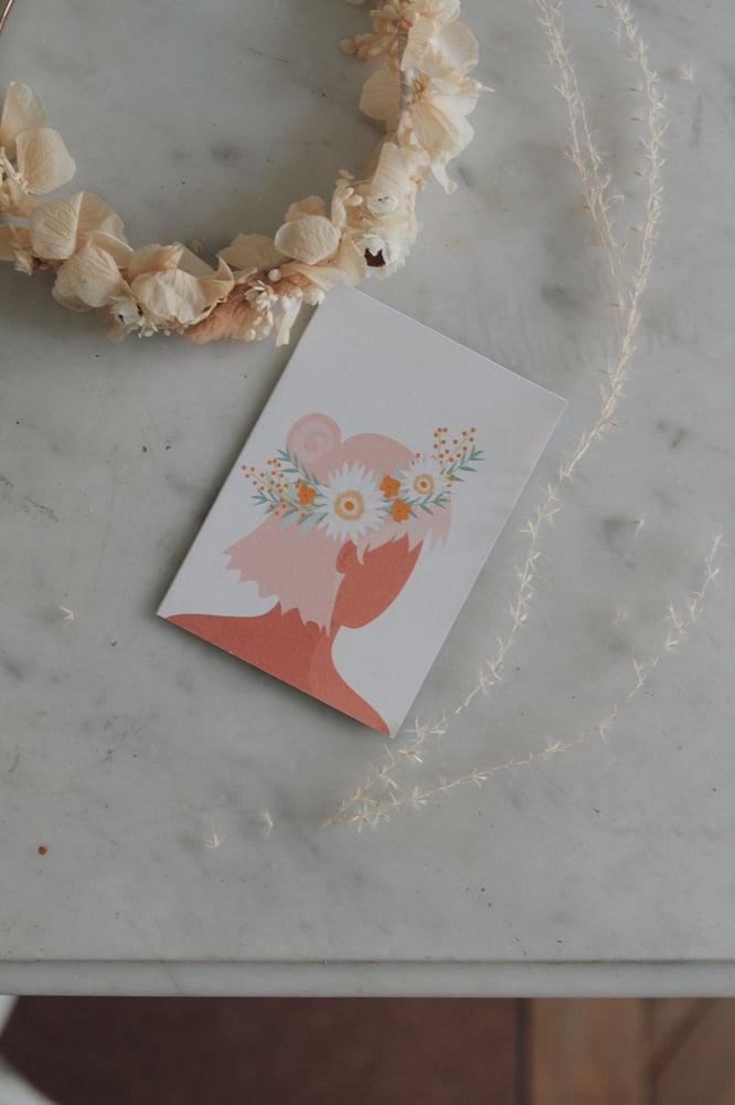 Image of Les Jardins de June - Mini Cartes Doubles