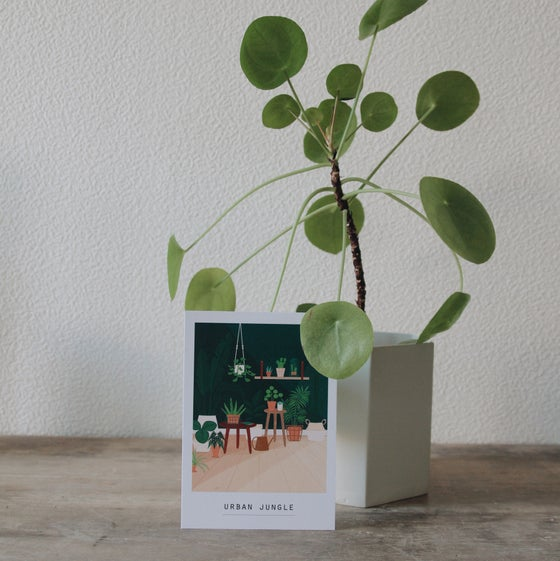 Image of POLACARDS - Carte Urban Jungle