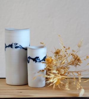 Image of Isabelle René - Vase Porcelaine / Petit Modèle
