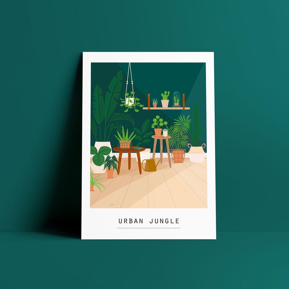 Image of POLACARDS - Carte Urban Jungle