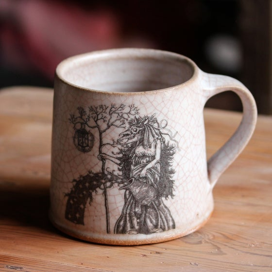 Image of Aquarius ceramic mug