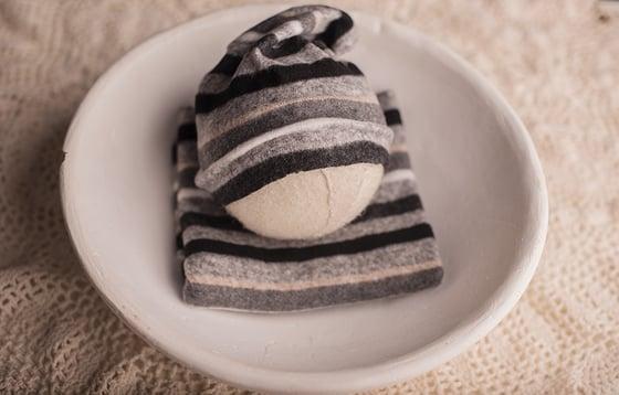 Image of TOLEK set - wrap & hat