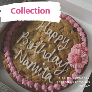 Image of Personalised Giant Cookie  (Collection only)