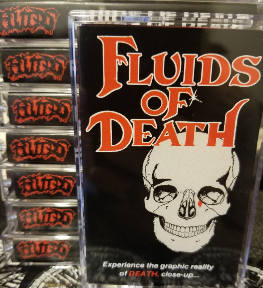 Image of Fluids - Fluids Of Death CS