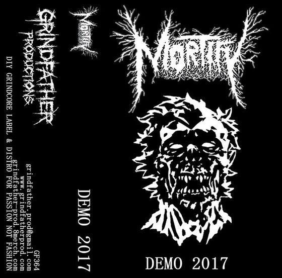 Image of Mortify - Demo 2017 CS