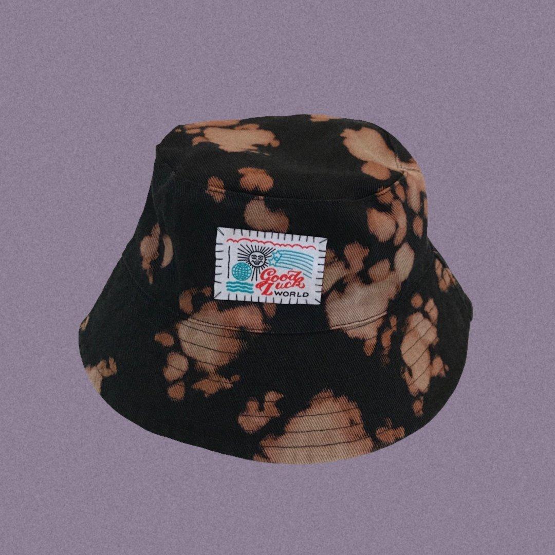 Image of TATTOO BUCKET HAT.