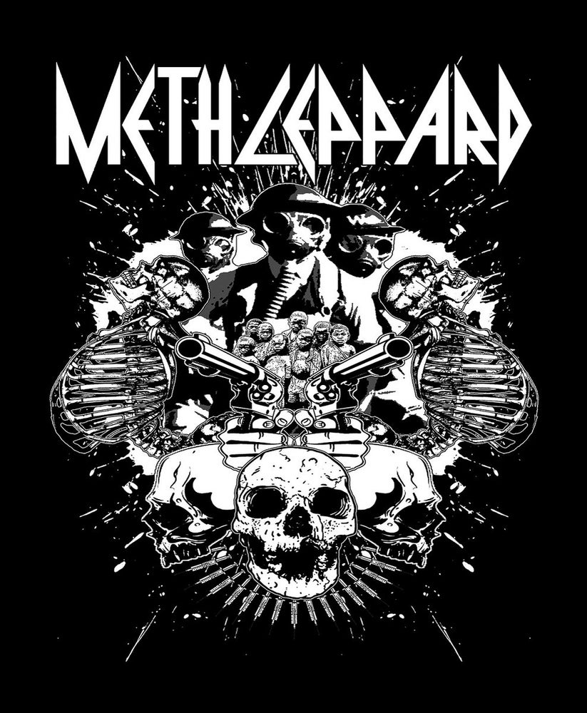Image of  Meth Leppard ‎– Discography 2017-2019 CS