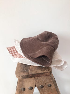 Image of Linen and cotton bucket hats