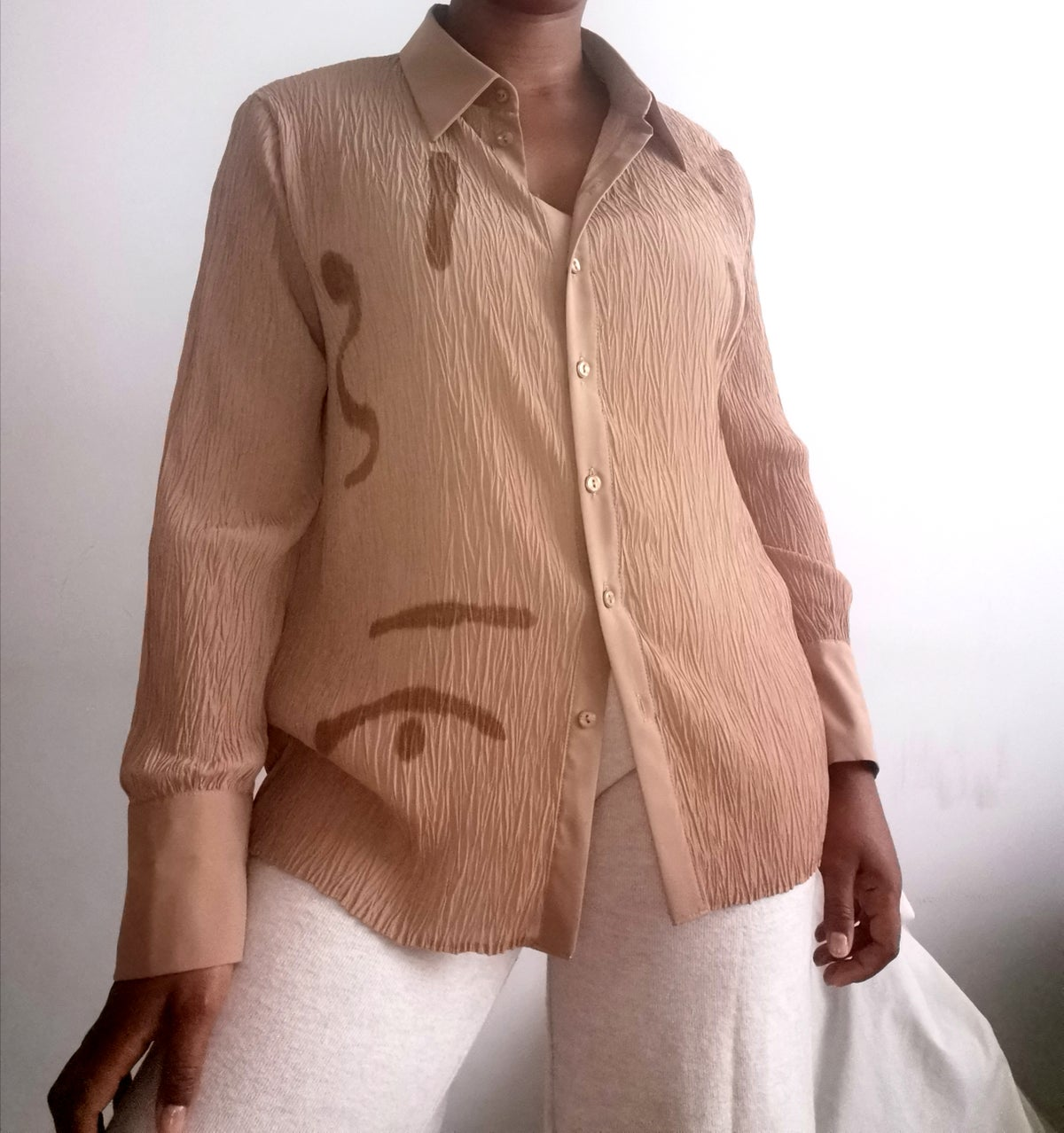 Image of ripe blouse