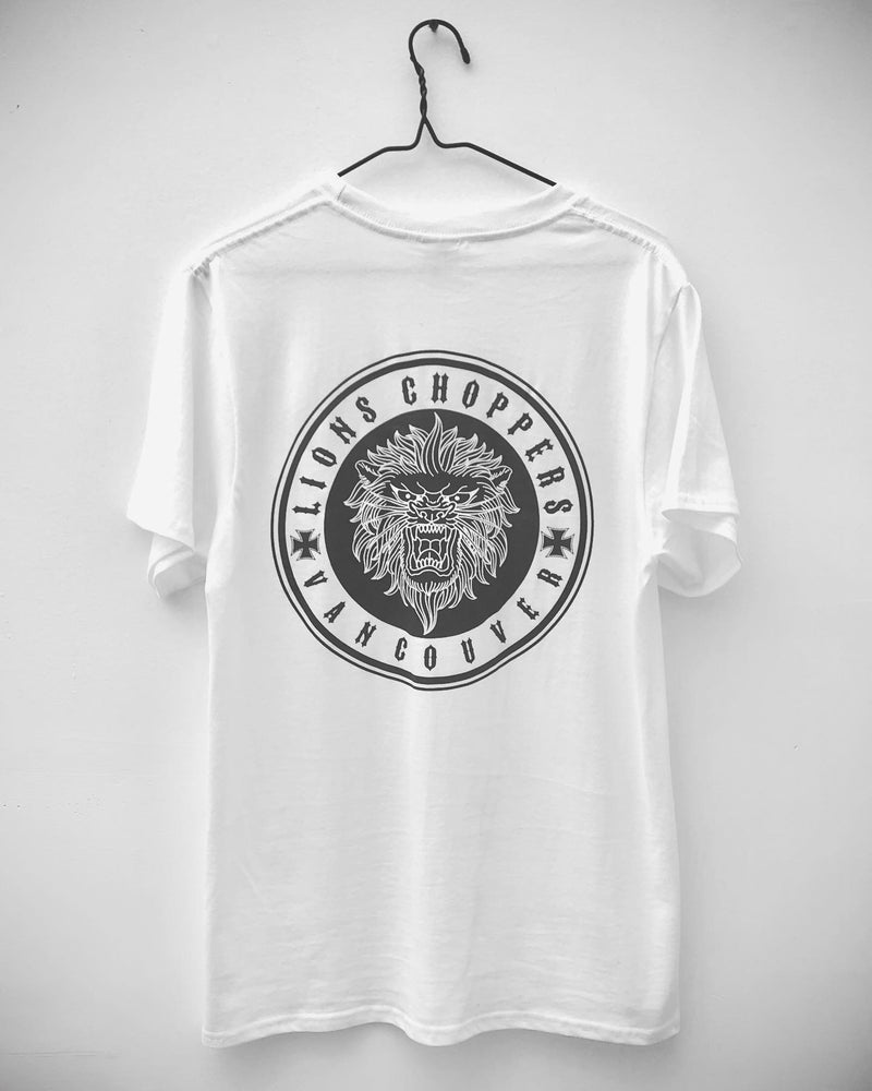 Image of LIONS CHOPPERS POCKET TEE