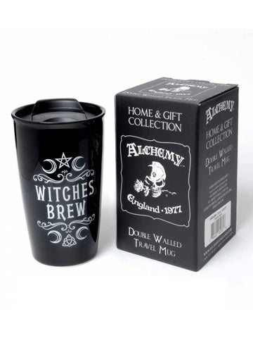 Image of ALCHEMY GOTHIC Witches Brew: Double Walled Mug