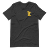 MINNE (Grey/Gold) T-Shirt