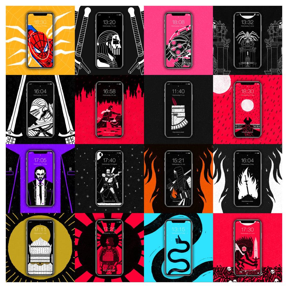 Wallpaper Wednesday - Batch #1 - 16 Phone Wallpapers