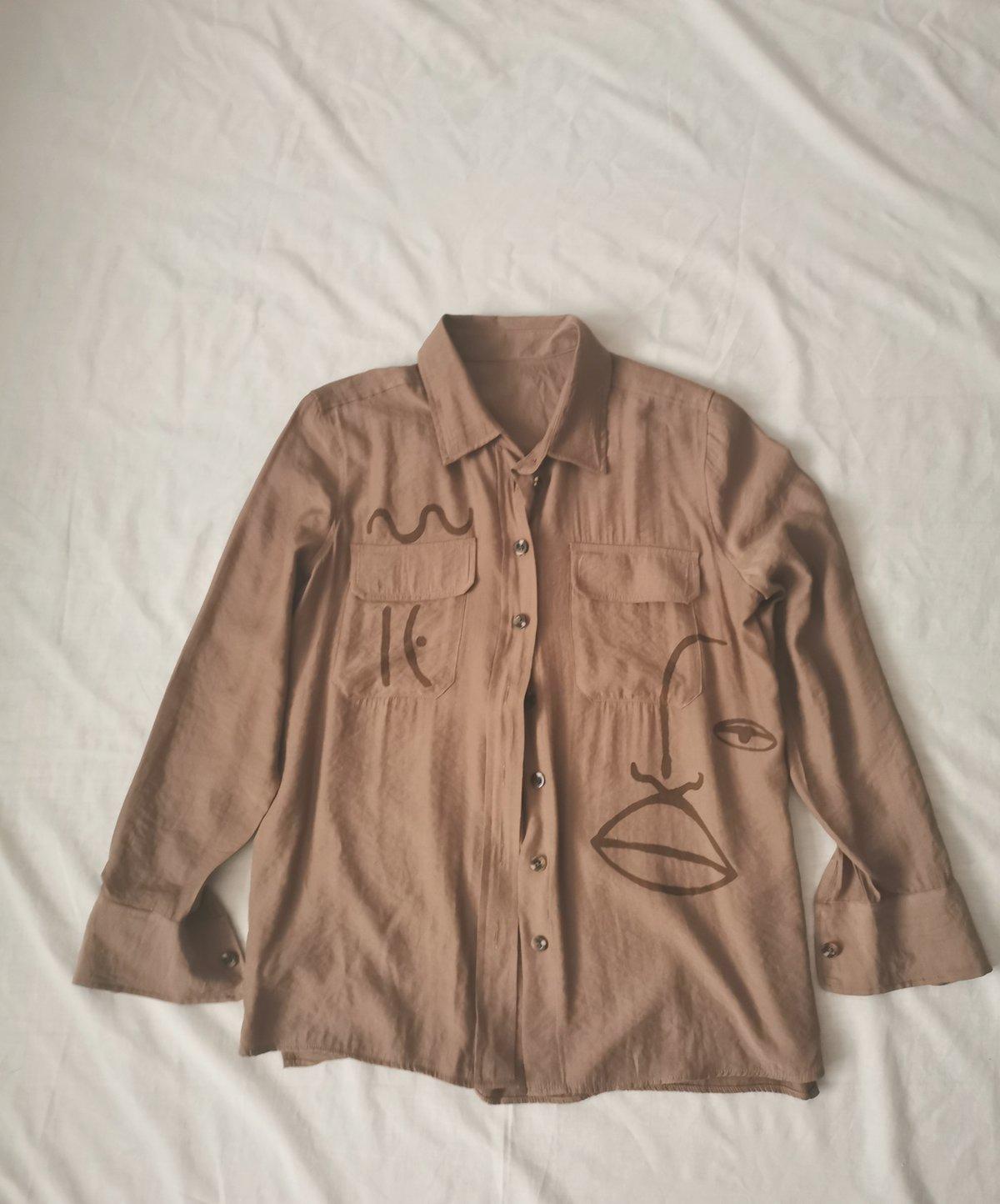 Image of roti blouse