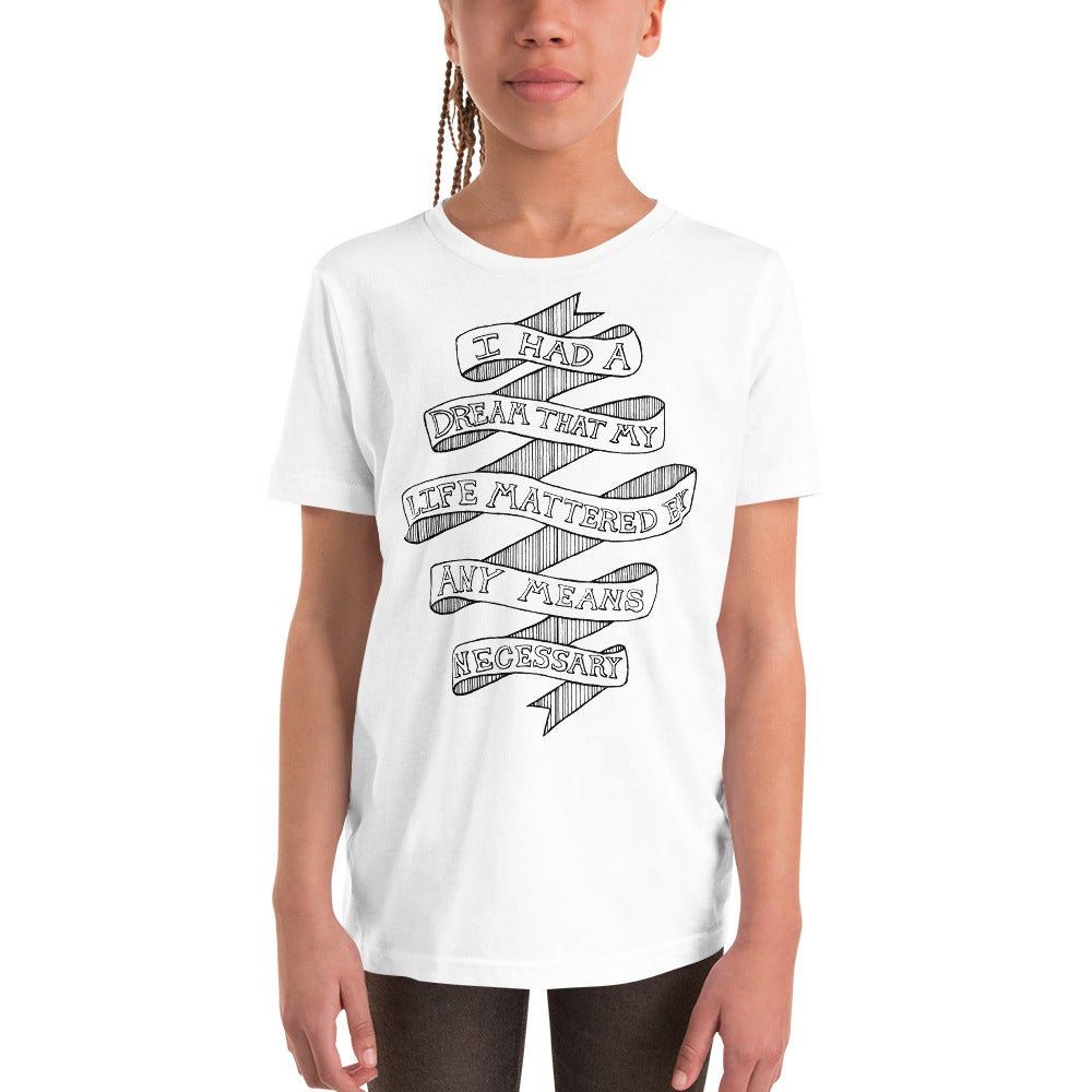 Image of I had a dream Youth T-Shirt