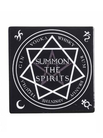 Image of ALCHEMY GOTHIC Summon the Spirits: Coaster (1)