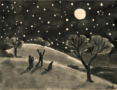 Image of Moon worship