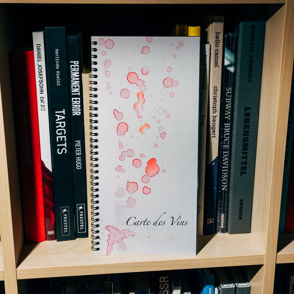 Image of Nikita Teryoshin – Carte des Vins