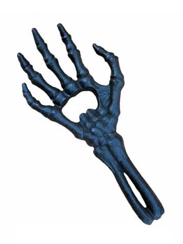 Image of ALCHEMY GOTHIC Skeletal Hand: Bottle Opener (Black)