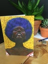 """""""And Still I Rise"""" Greeting Card"""