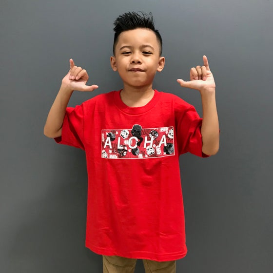 Image of Imperial ALOHA Kid's T-Shirt