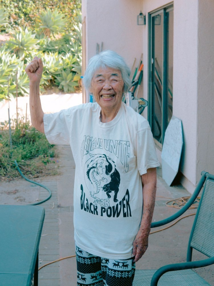 Image of Asians Unite for Black Power - Graphic Tee