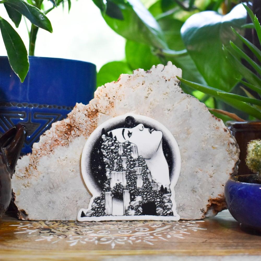 Image of Moonchild Sticker
