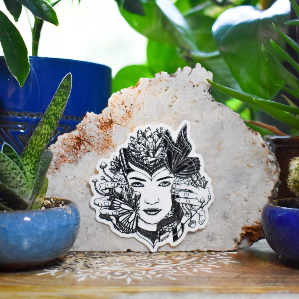 Image of Pachamama Sticker